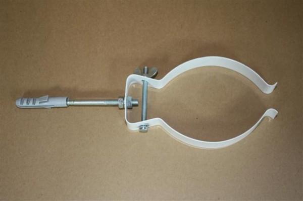 Pellet-Rohrhalter, Senotherm weiß 145, 150, 160 mm