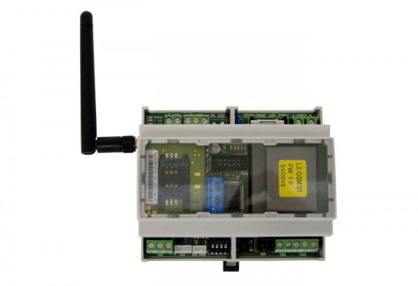 EdilKamin GSM Modul zur Fernsteuerung via Mobiltelefon oder Tablet