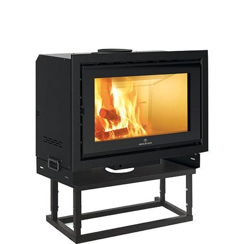EdilKamin Screen Evo 80/2 Holz-Kamineinsatz 10,4 kW