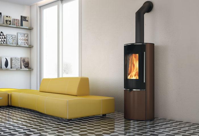 edilkamin tally up kaminofen 6kw thermoworld ofenshop. Black Bedroom Furniture Sets. Home Design Ideas