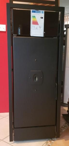 Thermorossi PVerticaLine Pellet Kamineinsatz 9/11 kW - mit Stahl/Isoliertür