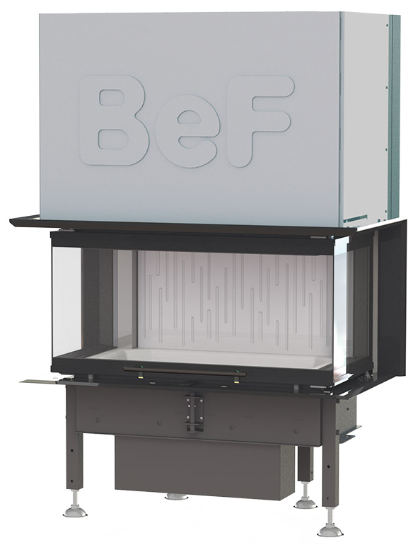 kamineinsatz bef trend v 8c thermoworld ofenshop. Black Bedroom Furniture Sets. Home Design Ideas