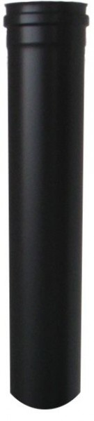 Pellet Abgasrohr, Ø 80mm L: 25cm, druckdicht