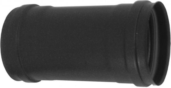 Muffe / Kupplung F, Ø 80mm, L12 cm, druckdicht