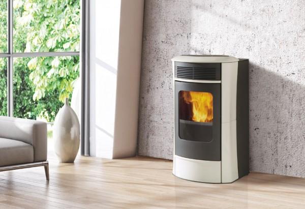 edilkamin nara plus pelletofen 9 kw thermoworld ofenshop. Black Bedroom Furniture Sets. Home Design Ideas