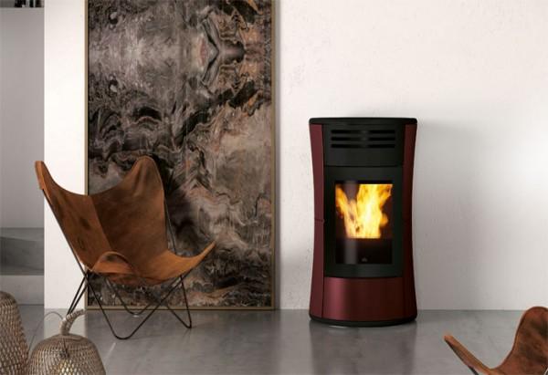 edilkamin blade h stahl wassergef hrter pelletofen 18 kw thermoworld ofenshop. Black Bedroom Furniture Sets. Home Design Ideas