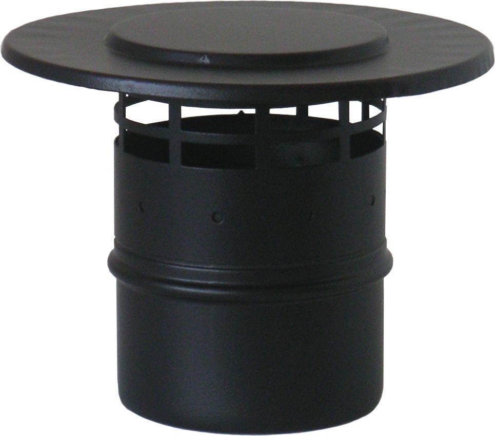 regenhaube schornsteinabdeckung 100 mm thermoworld ofenshop. Black Bedroom Furniture Sets. Home Design Ideas