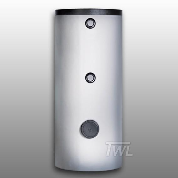 TWL Solarspeicher emailliert 400 Liter mit 2 Wärmetauschern