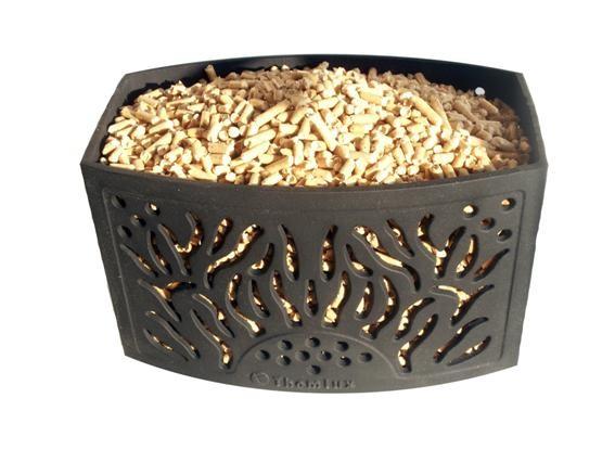 Pelletkorb für Kaminöfen & Kamineinsätze