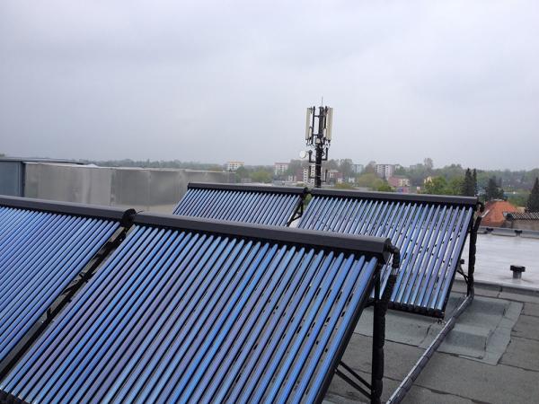 Solaranlage-Wankang