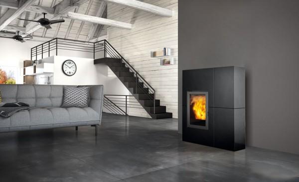 edilkamin blade pelletofen 12 kw thermoworld ofenshop. Black Bedroom Furniture Sets. Home Design Ideas