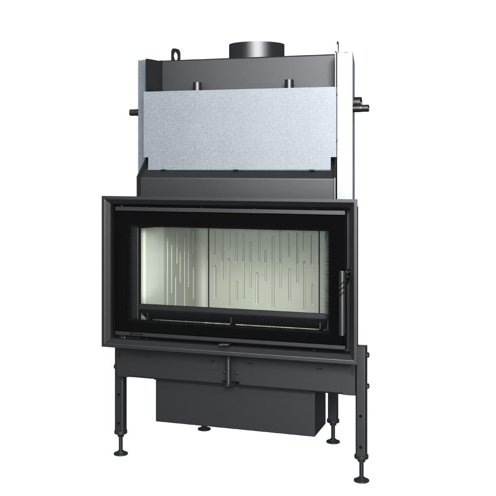 wasserf hrender scheitholz kamineinsatz online kaufen thermoworld ofenshop. Black Bedroom Furniture Sets. Home Design Ideas