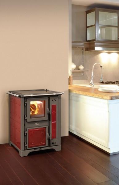 Thermorossi Chef Fiori Küchenherd 16,4 kW