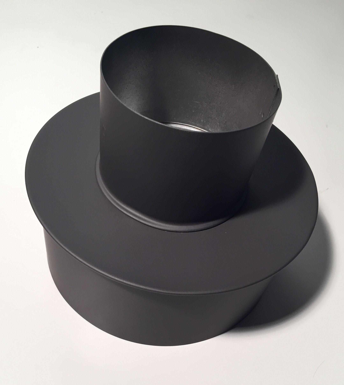 rauchrohr erweiterung 80 mm 150 mm thermoworld ofenshop. Black Bedroom Furniture Sets. Home Design Ideas